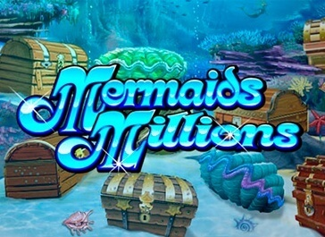 Mermaid Millions slot: play online the favourite game