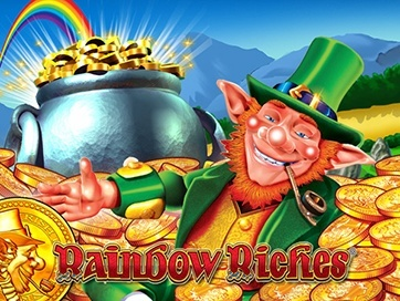 Rainbow Riches slot: play online the favourite game