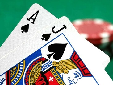 Free Blackjack online at myrouletteguide.com